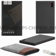 Power Bank 20000 mAh Hoco B17A Gray