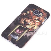 Чехол-накладка Samsung Galaxy S6 G920 Fashion 8765 фосфор