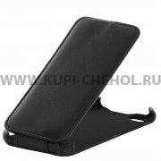 Чехол  откид  Huawei Honor 4C  Derbi  чёрн