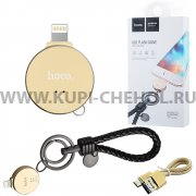 Флеш Hoco UD1 Flash Drive 32Gb Apple Lightning черный