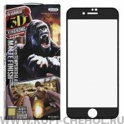 Защитное стекло Apple iPhone 7 WK Kingkong Gaming 3D Black матовое 0.2mm