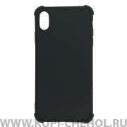 Чехол-накладка iPhone XS Max Hard черный