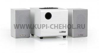 Колонки SmartBuy SBA-210 МДФ белый