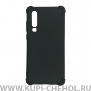 Чехол-накладка Huawei P30 Hard черный