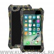 Чехол противоударный Apple iPhone 7 R-JUST Amira RJ-04 Green