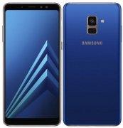 Телефон Samsung A530F Galaxy A8 2018 DS Blue 32Gb
