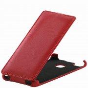 Чехол флип Huawei P9 Lite 1358 красный