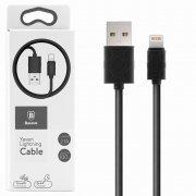 Кабель USB-iP Baseus Yaven CALUN-01 Black 1m