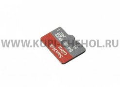 Micro SD 64Gb class 10 к/п SanDisk UHS-1 Ultra 80Mb/s
