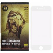 Защитное стекло Apple iPhone 7 WK Kingkong 5D White 0.25mm