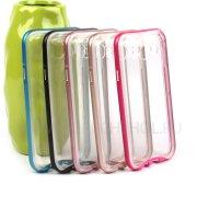 Чехол силиконовый Samsung Galaxy E5 E500H 8574 розовый