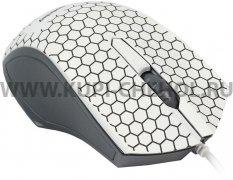Мышка компьютерная проводная SmartBuy 334 ONE White