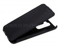 Чехол  откид  LG  D618  iBox  Premium  чёрн