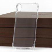 Чехол-накладка Apple iPhone XS Max Hoco Armor Transparent