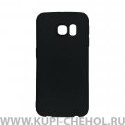 Чехол-накладка Samsung Galaxy S6 Edge G925 11010 черный