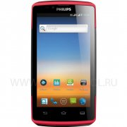 Philips W7555 Black Red С/Т