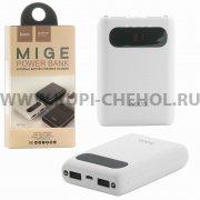 Power Bank 10000 mAh Hoco B20 White