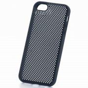 Чехол-накладка Apple iPhone 5/5S/SE 9307 темно-синий