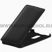 Чехол флип Xiaomi Redmi Note 4 / 4 Pro 1358 чёрный