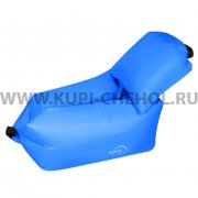 Надувное кресло Hoco Reo Single Sky Blue