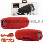 Колонка универсальная Bluetooth Charge 3 10248 Red