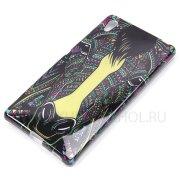 Чехол-накладка Sony Xperia Z4 / Z3+ 8569