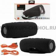 Колонка универсальная Bluetooth Charge 3 10248 Black
