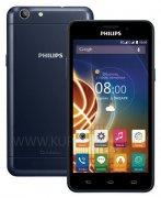 Телефон Philips Xenium V526 Navy