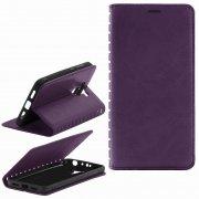 Чехол книжка Xiaomi Redmi 4 Book Case New фиолетовый Вид1