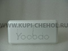 Power Bank 12000 mAh Yoobao PL-12 белый