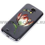 Чехол силиконовый Samsung Galaxy S4 i9500 9150