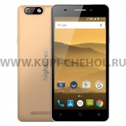 Телефон Highscreen Power Rage Evo Gold