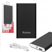 Power Bank 10000 mAh Yoobao PL-10 черный