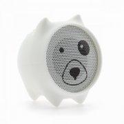 Колонка Bluetooth/TWS Baseus Dogz E06 White УЦЕНЕН