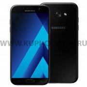 Телефон Samsung A720F Galaxy A7 2017 DS Black