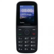 Телефон Philips Xenium E109 Black