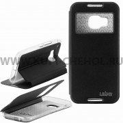 Чехол книжка HTC One M9 Ulike 7174 чёрный