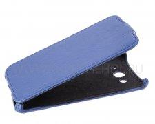 Чехол флип Samsung A700F Galaxy A7 Armor Case LUX синий