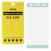 Защитное стекло Sony Xperia XA2 Ultra Aiwo Full Screen синее 0.33mm