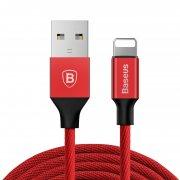 Кабель USB-iP Baseus Yiven CALYW-A09 Red 1.8m