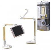 Настольный держатель Remax RM-C23 White/Gold