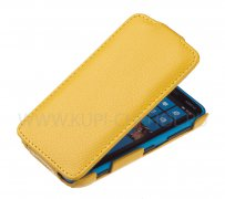 Чехол  откид  Nokia  620  жёлт  UpCase