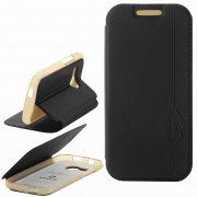 Чехол книжка HTC One Mini 2 / M8 mini Armor Flip Cover черный