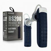Bluetooth-гарнитура WK BS200 Blue