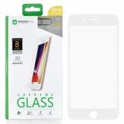 Защитное стекло Apple iPhone 7 Plus Amazingthing SupremeGlass Hot Bending 3D White 0.3mm