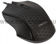 Мышка компьютерная проводная SmartBuy 334 ONE Black