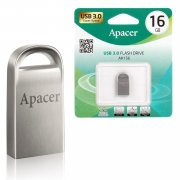 Флеш Apacer AH156 16Gb Grey USB 3.0