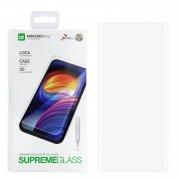 Защитное стекло Samsung Galaxy Note 10+ Amazingthing Loca UV-Full Glue 3D Transparent 0.33mm
