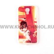 Чехол силиконовый Samsung Galaxy S4 i9500 6900