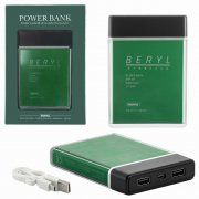Power Bank 5600 mAh Remax  RPP-69 Green